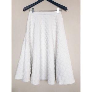 JOA Los Angeles Midi Skirt
